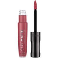Beauté Femme Rouges à lèvres Rimmel London Stay Satin Liquid Lip Colour 200 5,5 ml