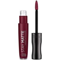 Beauté Femme Rouges à lèvres Rimmel London Stay Satin Liquid Lip Colour 810 5,5 ml