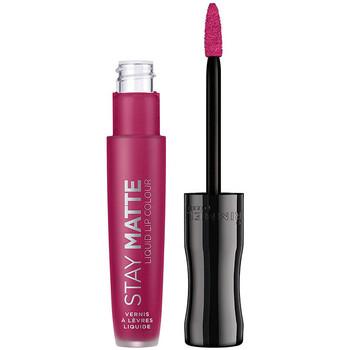 Beauté Femme Rouges à lèvres Rimmel London Stay Satin Liquid Lip Colour 820 5,5 ml