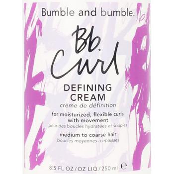 Beauté Soins & Après-shampooing Bumble & Bumble Bb Curl Defining Creme  250 ml
