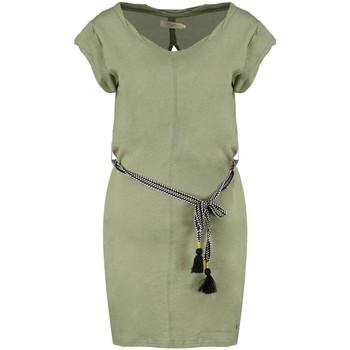 Vêtements Femme Robes courtes Deeluxe Robe TIME Khaki