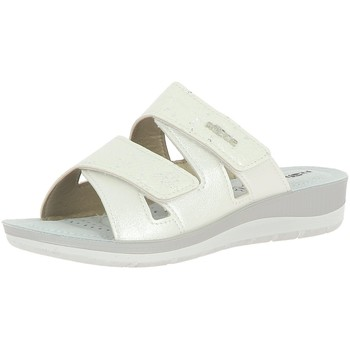 Chaussures Femme Mules Rohde 1362 Blanc