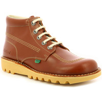 Chaussures Homme Boots Kickers Kick Hi CAMEL