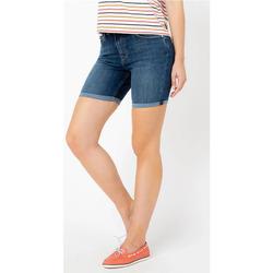 Vêtements Femme Shorts / Bermudas TBS ALLYRBER Bleu marine