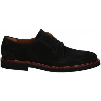 Chaussures Homme Derbies Frau SUEDE blu