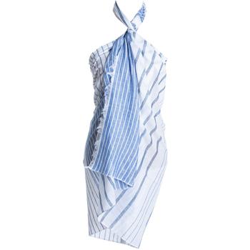 Vêtements Femme Paréos Isla Bonita By Sigris Paréo Azul
