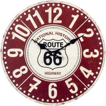 Maison & Déco Horloges Signes Grimalt L'Horloge Rojo