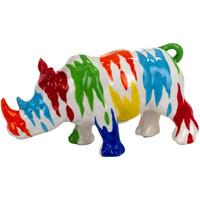 Maison & Déco Statuettes et figurines Signes Grimalt Rhino Tirelire Azul