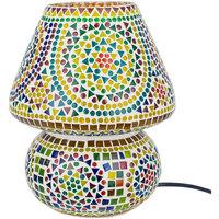 Maison & Déco Lampes à poser Signes Grimalt Lampe Verde