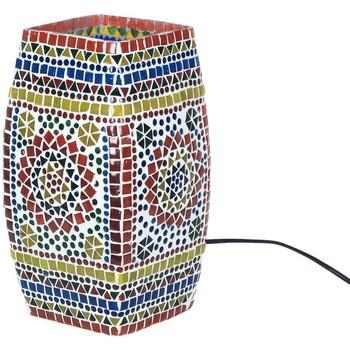 Maison & Déco Lampes à poser Signes Grimalt Lampe Mosaïque Multicolor