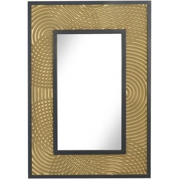 Maison & Déco Miroirs Signes Grimalt Miroir Beige