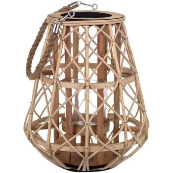 Maison & Déco Lampes à poser Signes Grimalt Lanterne Crudo
