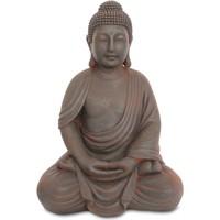 Maison & Déco Statuettes et figurines Signes Grimalt Bouddha Gris