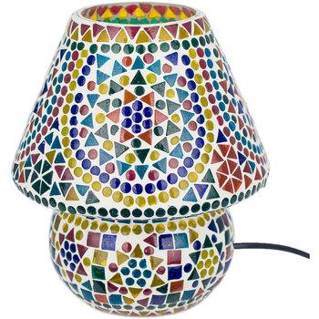 Maison & Déco Lampes à poser Signes Grimalt Lampe Champignon Multicolor