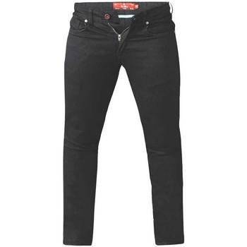 Vêtements Homme Jeans slim Duke  Noir