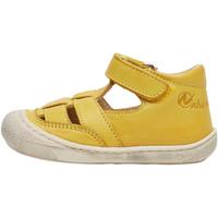 Chaussures Garçon Sandales et Nu-pieds Naturino WAD-Sandale premiers pas jaune