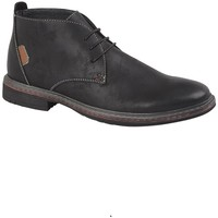 Chaussures Homme Bottes Goor  Noir