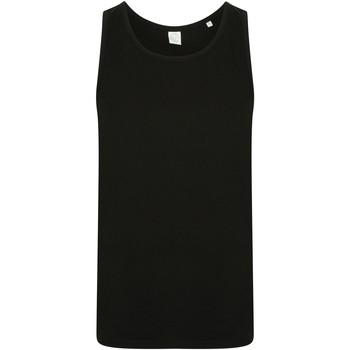 Vêtements Homme Débardeurs / T-shirts sans manche Skinni Fit SF123 Noir