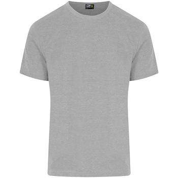 Vêtements Homme T-shirts manches courtes Pro Rtx RX151 Gris chiné