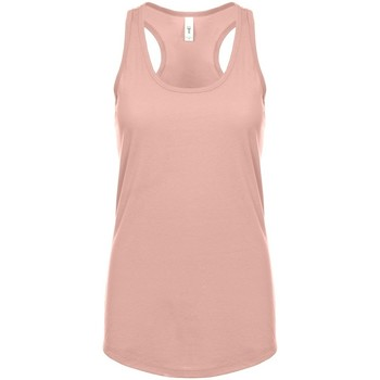 Vêtements Femme Débardeurs / T-shirts sans manche Next Level NX1533 Rose