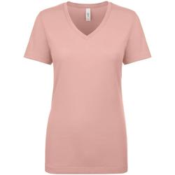 Vêtements Femme T-shirts manches courtes Next Level NX1540 Rose