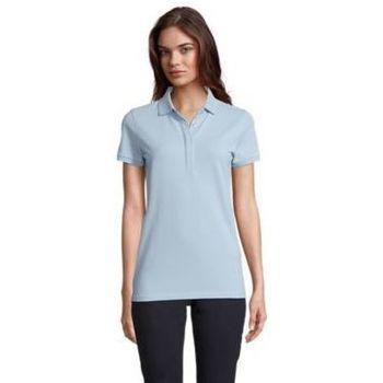 Vêtements Femme Polos manches courtes Sols OWEN WOME Azul claro