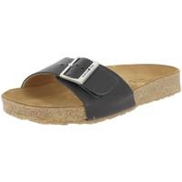 Chaussures Femme Sabots Haflinger BIO GINA NOIR