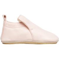 Chaussures Fille Chaussons bébés Naturino PLUMARD-chaussures de parc en cuir nappa rose