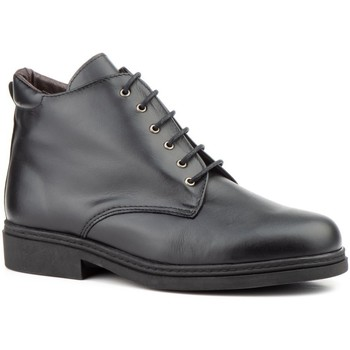 Chaussures Homme Boots Iberico Shoes  Noir