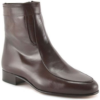 Chaussures Homme Boots Marttely Design  Marron