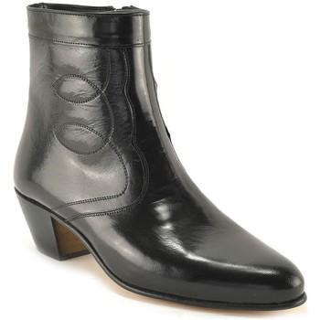 Chaussures Homme Boots Marttely Design  Noir