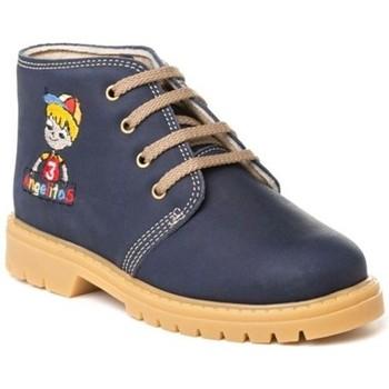 Chaussures Garçon Boots Cbp - Conbuenpie  Bleu