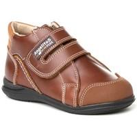 Chaussures Garçon Boots Cbp - Conbuenpie  Marron