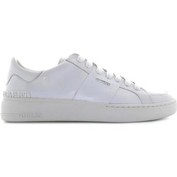 Chaussures Homme Baskets basses Guess FM5VESLEA12 Bianco