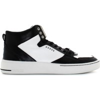Chaussures Homme Baskets montantes Guess FM5VEMELE12 Bianco / nero