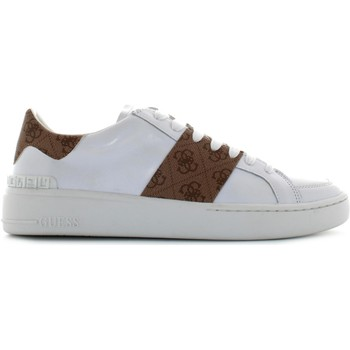 Chaussures Homme Baskets basses Guess FM5VESFAL12 Bianco / beige