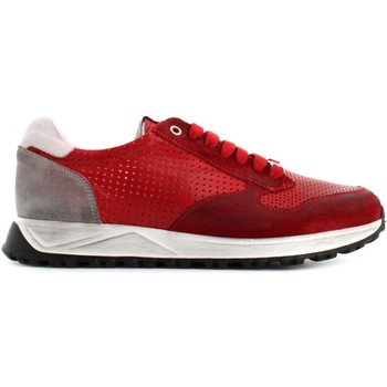 Chaussures Homme Baskets basses Exton 751 Rosso