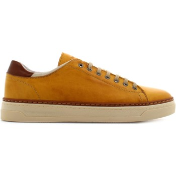 Chaussures Homme Baskets basses Exton 757 Giallo