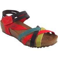 Chaussures Femme Jmksport & ME Interbios Sandale femme  5338 divers Jaune