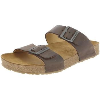 Chaussures Homme Mules Haflinger 819016 h marron