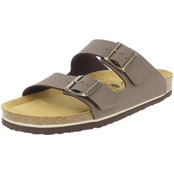 Chaussures Homme Mules Plakton BARNA Marron