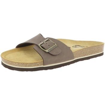 Chaussures Homme Mules Plakton BOHEME MARRON