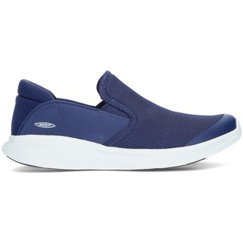 Chaussures Homme Baskets basses Mbt CHAUSSURES  MODENA II SLIP ON 702809 MARINE