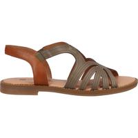 Chaussures Femme Sandales et Nu-pieds Remonte Dorndorf Sandales Grün/Braun