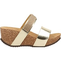 Chaussures Femme Sabots Scapa Mules Platin