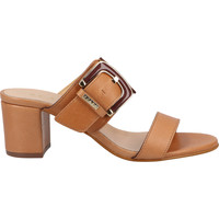 Chaussures Femme Sabots Scapa Mules Camel