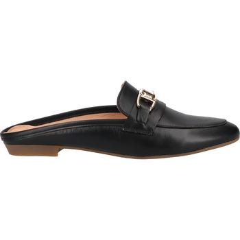 Chaussures Femme Sabots Scapa Mules Schwarz