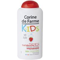 Beauté Produits bains Corine De Farme Gel douche Kids  Parfum fraise 300m Autres