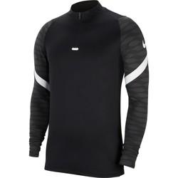Vêtements Enfant T-shirts manches longues Nike Training Top Dri-fit Strike noir