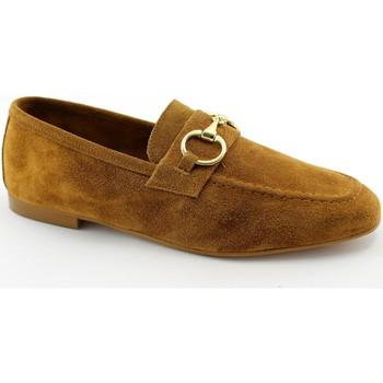 Chaussures Femme Mocassins Divine Follie DIV-E21-2220-RH Marrone